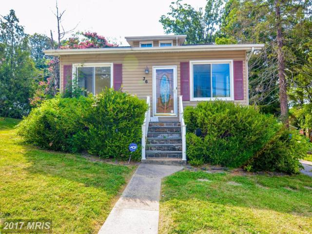 36 Patapsco Road, Linthicum Heights, MD 21090 (#AA10013187) :: Pearson Smith Realty