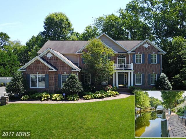 607 Canal Lane, Annapolis, MD 21409 (#AA10022967) :: Pearson Smith Realty