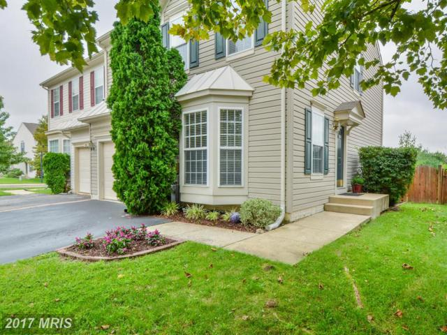 205 Nob Hill Way, Odenton, MD 21113 (#AA10028322) :: The Bob Lucido Team of Keller Williams Integrity