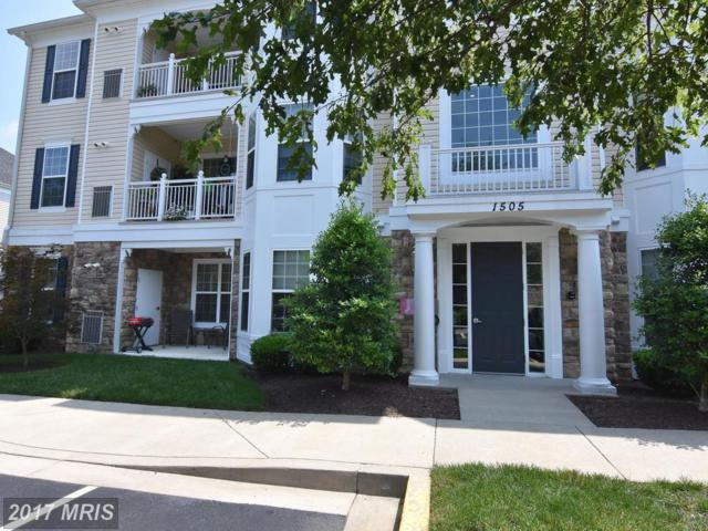1505 Broadneck Place 2-203, Annapolis, MD 21409 (#AA10036308) :: Pearson Smith Realty