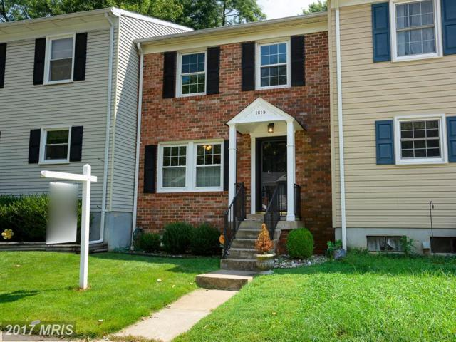 1619 Mount Airy Court, Crofton, MD 21114 (#AA10038569) :: Pearson Smith Realty
