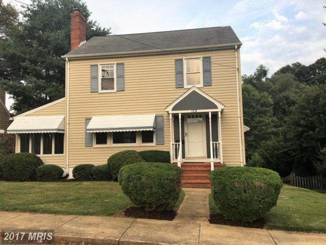 120 Woodlawn Avenue, Annapolis, MD 21401 (#AA10043690) :: Pearson Smith Realty