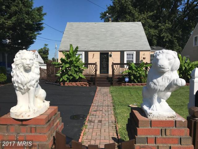 516 Church Street, Baltimore, MD 21225 (#AA10045656) :: Pearson Smith Realty