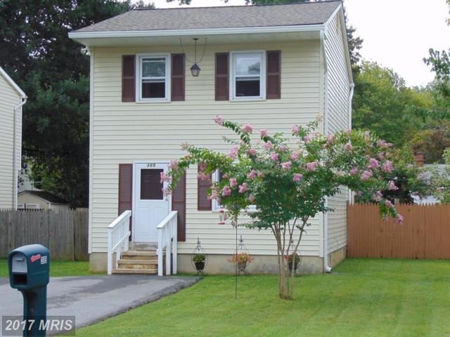 305 Bayview Drive, Edgewater, MD 21037 (#AA10048025) :: Pearson Smith Realty