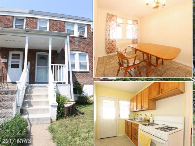204 Old Riverside Road, Baltimore, MD 21225 (#AA10049873) :: Pearson Smith Realty