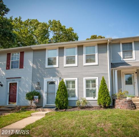 314 Wood Hollow Court, Annapolis, MD 21409 (#AA10050106) :: Pearson Smith Realty