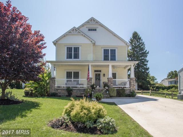 721 Hillcrest Drive, Annapolis, MD 21409 (#AA10051806) :: Pearson Smith Realty