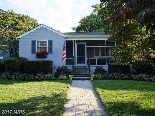725 Melrose Street, Annapolis, MD 21401 (#AA10052660) :: Pearson Smith Realty