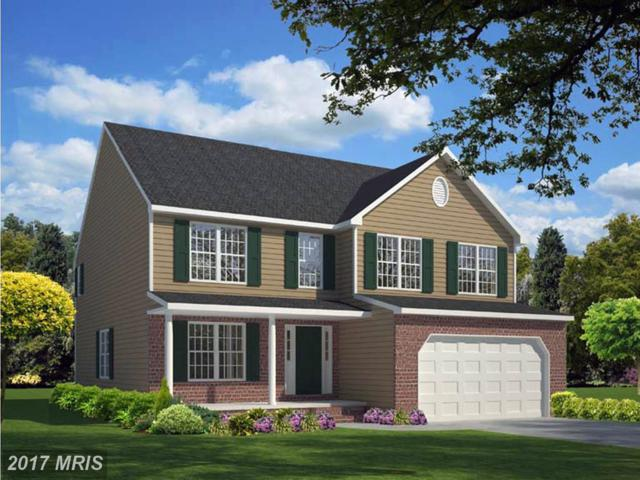 8417 Spring Creek Way, Severn, MD 21144 (#AA10053611) :: Pearson Smith Realty