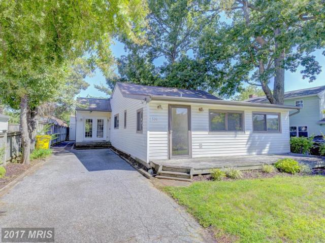 530 Highland Drive, Edgewater, MD 21037 (#AA10054254) :: Pearson Smith Realty