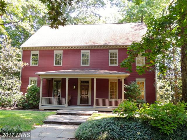 1727 Robinhood Road, Annapolis, MD 21401 (#AA10054507) :: Pearson Smith Realty