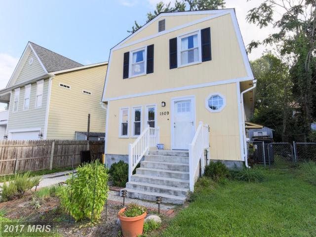 1509 Bishop Road, Edgewater, MD 21037 (#AA10054530) :: Pearson Smith Realty
