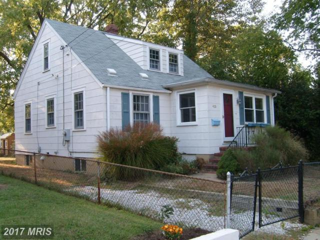 400 Jefferson Street, Annapolis, MD 21403 (#AA10059319) :: Pearson Smith Realty