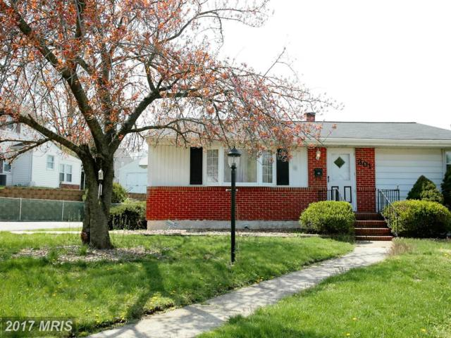 301 Cheddington Road, Linthicum Heights, MD 21090 (#AA10059334) :: CORE Maryland LLC