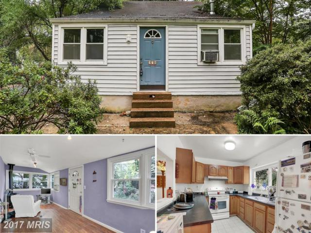 378 Lake Road, Crownsville, MD 21032 (#AA10060060) :: The Riffle Group of Keller Williams Select Realtors
