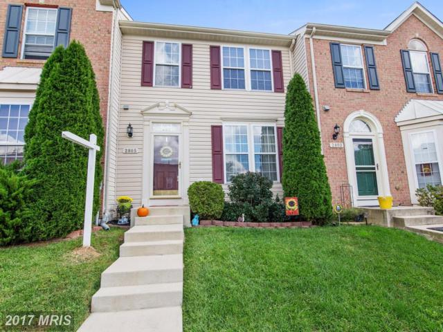 2805 Settlers View Drive, Odenton, MD 21113 (#AA10060344) :: Pearson Smith Realty