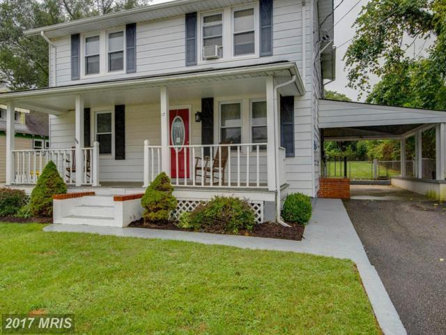 17 Riverview Avenue, Annapolis, MD 21401 (#AA10061010) :: Pearson Smith Realty