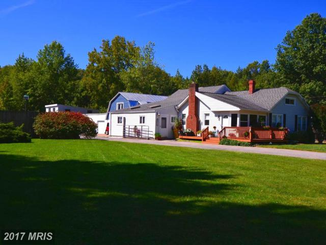 5430 Deale Churchton Road, Churchton, MD 20733 (#AA10065524) :: ExecuHome Realty
