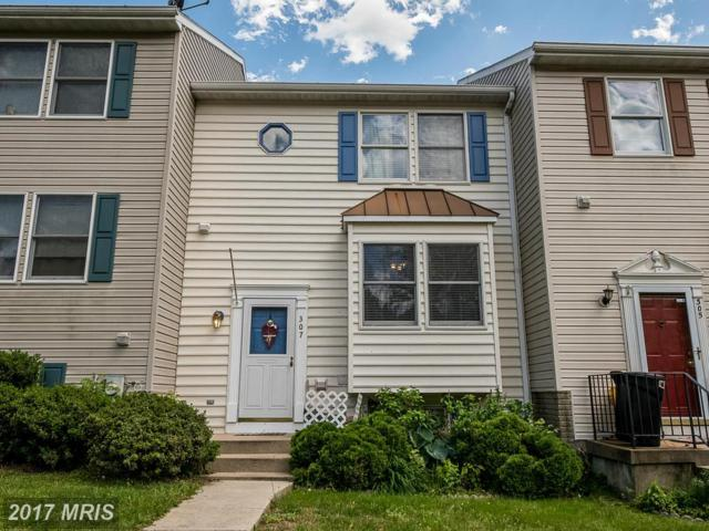 307 Sloping Woods Court, Annapolis, MD 21409 (#AA10066481) :: LoCoMusings