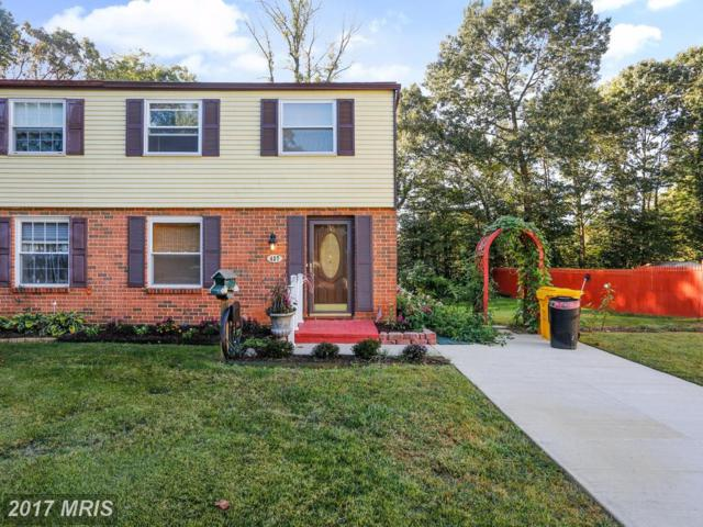 437 Blossom Tree Drive, Annapolis, MD 21409 (#AA10075269) :: Pearson Smith Realty