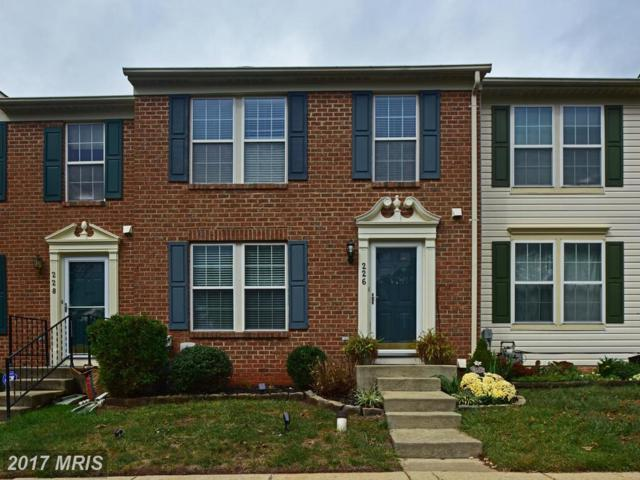 226 Foxmanor Lane, Glen Burnie, MD 21061 (#AA10078690) :: Pearson Smith Realty