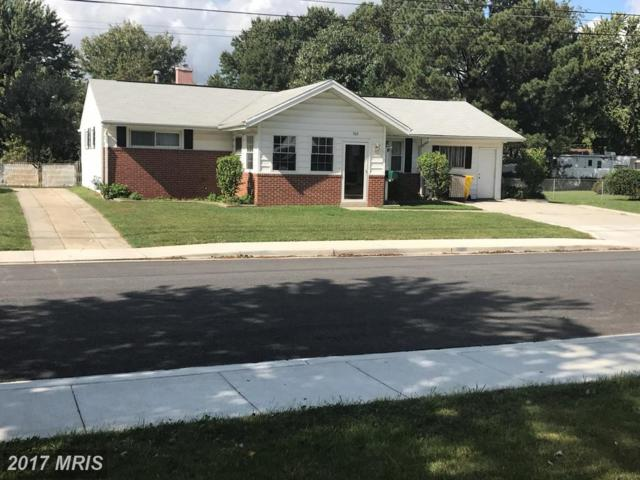 502 Saltoun Avenue, Odenton, MD 21113 (#AA10079453) :: LoCoMusings