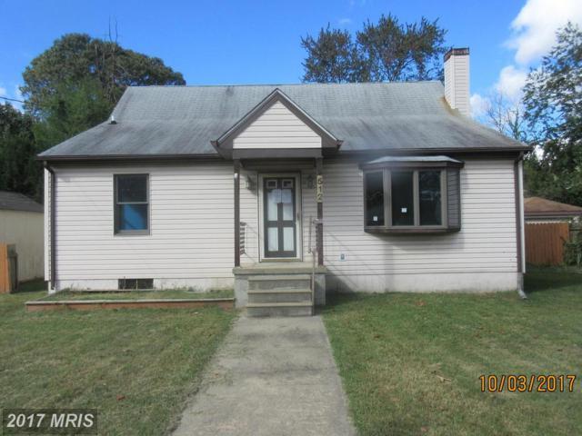 512 Dogwood Drive, Glen Burnie, MD 21061 (#AA10080548) :: Pearson Smith Realty
