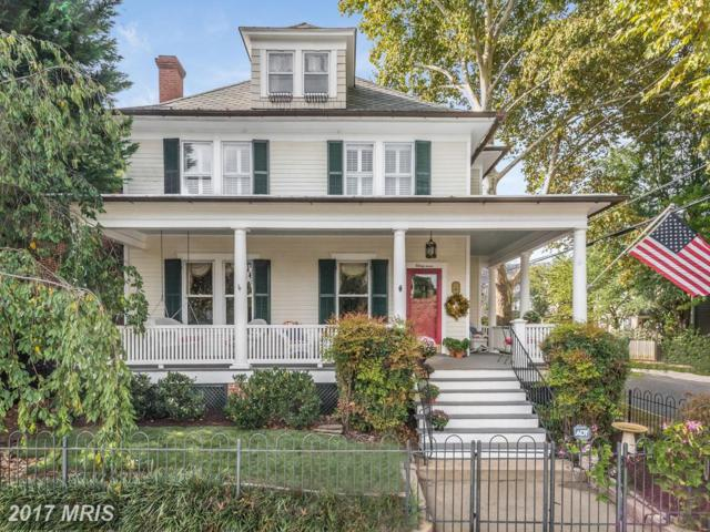 37 Franklin Street, Annapolis, MD 21401 (#AA10080634) :: Pearson Smith Realty