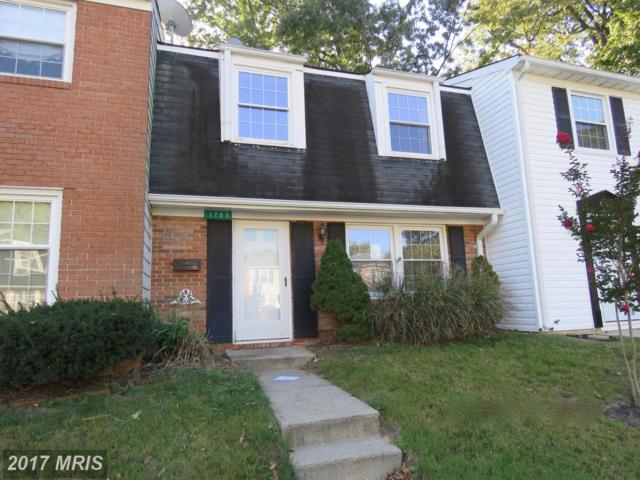 1705 Greentree Court, Crofton, MD 21114 (#AA10082197) :: The Sebeck Team of RE/MAX Preferred