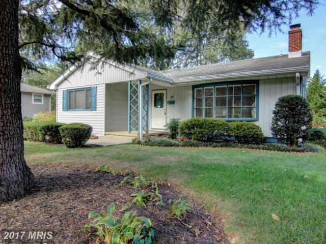 12 Wainwright Drive, Annapolis, MD 21401 (#AA10090106) :: Pearson Smith Realty
