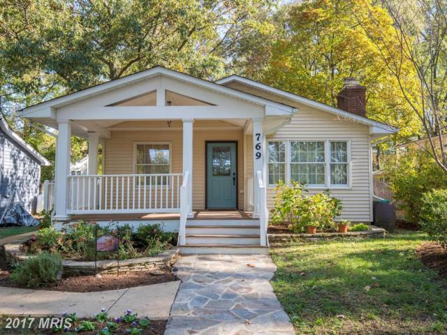 769 Oak Grove Circle, Severna Park, MD 21146 (#AA10096961) :: Pearson Smith Realty