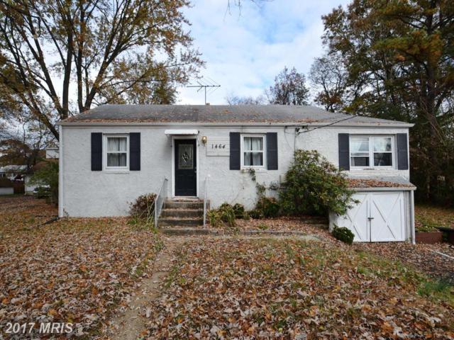 1464 Maryland Avenue, Severn, MD 21144 (#AA10103998) :: Pearson Smith Realty
