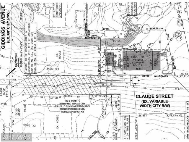 Claude Street, Annapolis, MD 21401 (#AA10106517) :: Arlington Realty, Inc.