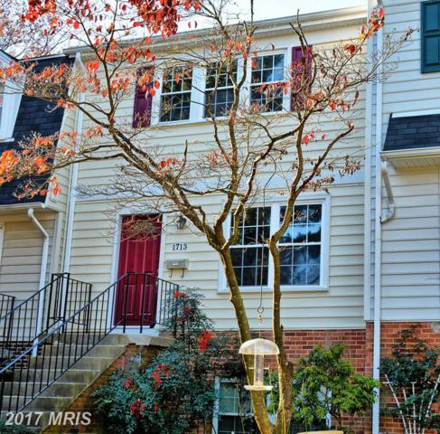 1713 Hart Court, Crofton, MD 21114 (#AA10106541) :: ExecuHome Realty