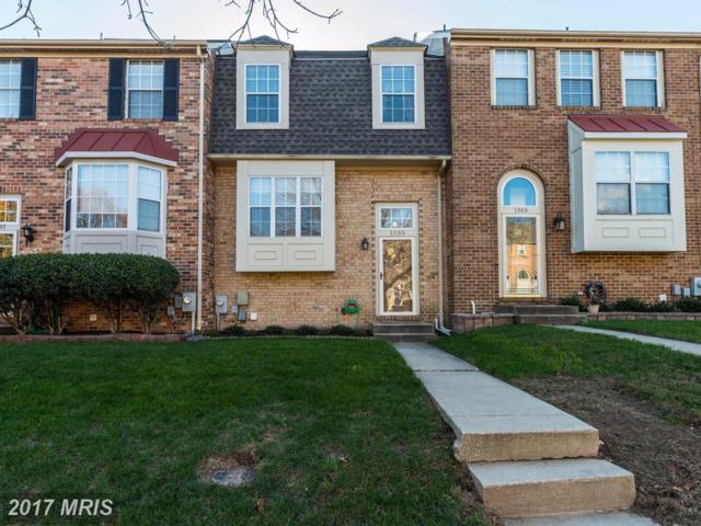 1305 Creekland Court, Stoney Beach, MD 21226 (#AA10108251) :: LoCoMusings