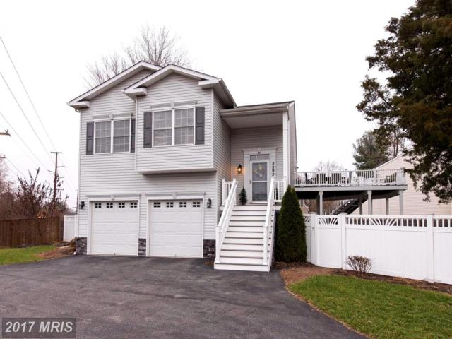 8293 Wb And A Road, Severn, MD 21144 (#AA10110441) :: Pearson Smith Realty