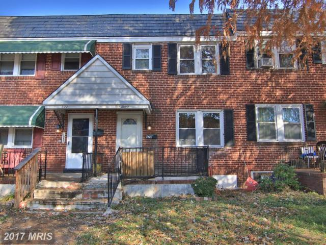 120 Meadow Road, Baltimore, MD 21225 (#AA10114072) :: Pearson Smith Realty