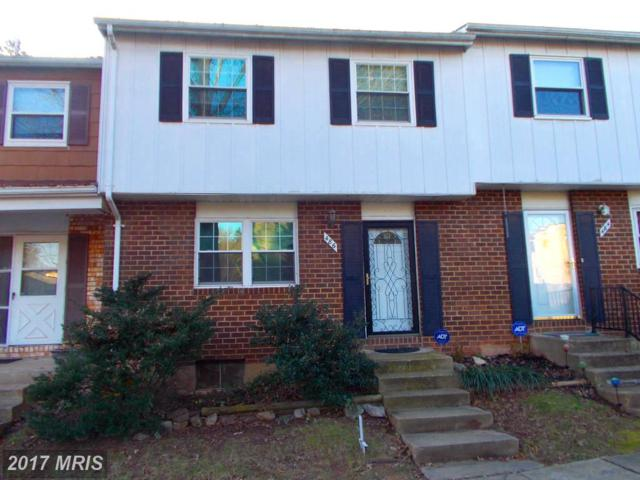 486 Norvelle Court, Glen Burnie, MD 21061 (#AA10116027) :: Pearson Smith Realty