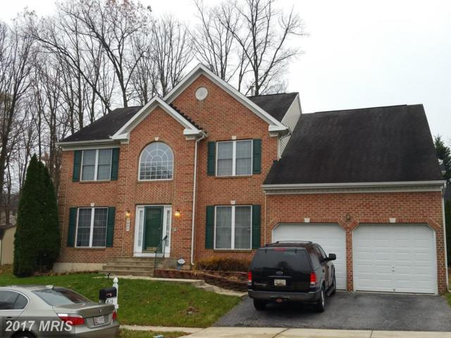 7605 Glenshire Court, Severn, MD 21144 (#AA10117117) :: Pearson Smith Realty