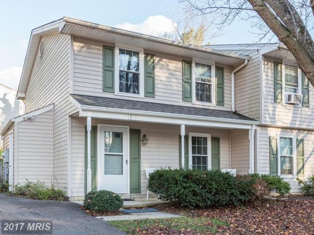 1571 Star Pine Drive, Annapolis, MD 21409 (#AA10117990) :: The Bob & Ronna Group