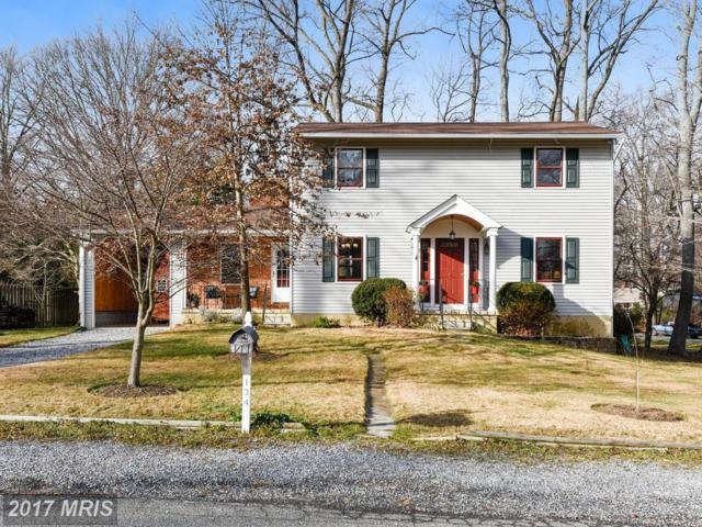134 Groh Lane, Annapolis, MD 21403 (#AA10123362) :: Pearson Smith Realty