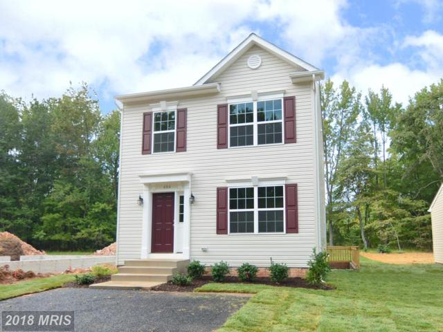 406 Thelma Road, Glen Burnie, MD 21060 (#AA10127773) :: The Gus Anthony Team