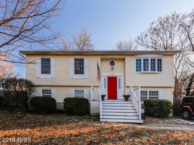 221 Bowie Avenue, Annapolis, MD 21401 (#AA10127856) :: Pearson Smith Realty