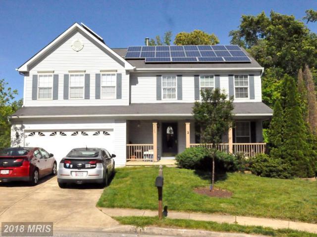 8209 Rambling Rose Lane, Laurel, MD 20724 (#AA10128650) :: Pearson Smith Realty