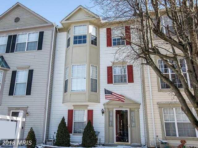 2511 Ambling Circle, Crofton, MD 21114 (#AA10130257) :: Maryland Residential Team