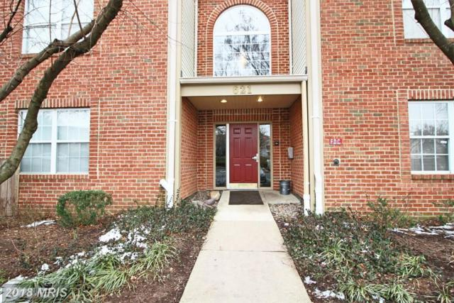 621 Admiral Drive #208, Annapolis, MD 21401 (#AA10133123) :: Pearson Smith Realty