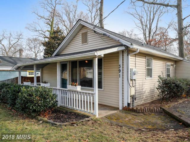 391 Holly Trail, Crownsville, MD 21032 (#AA10134566) :: Maryland Residential Team