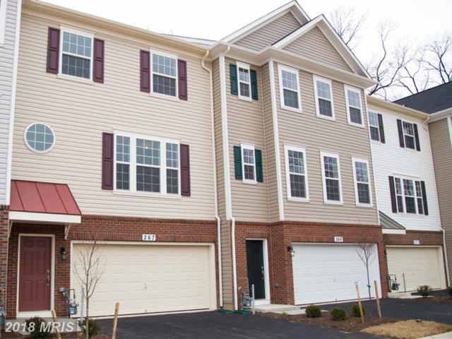 267 Oakwood Village Drive, Glen Burnie, MD 21061 (#AA10135861) :: Arlington Realty, Inc.