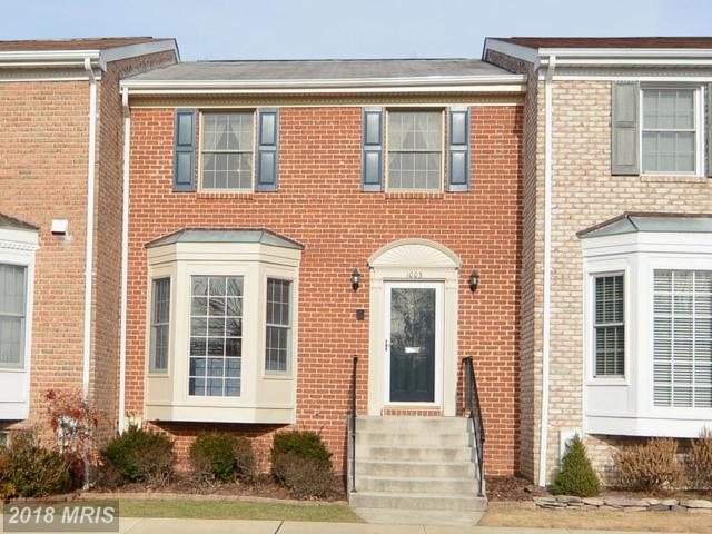 1003 Shire Court, Crofton, MD 21114 (#AA10136555) :: Maryland Residential Team