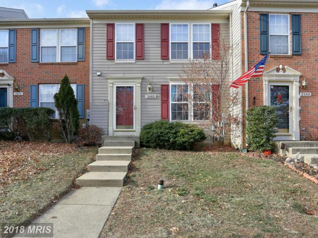2468 Ivy Landing Way, Odenton, MD 21113 (#AA10137766) :: Pearson Smith Realty